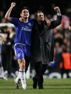 Mourinho+Lampard+histoire+continue+chelsea