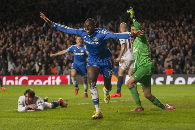 Demba Ba envoi Chelsea en demi-finale de la Ligue des Champions !